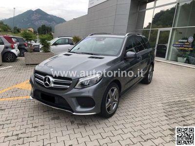 usata Mercedes GLE350 350d Premium 4matic auto