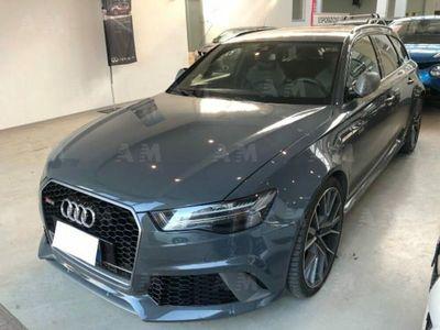 brugt Audi RS6 Avant 4.0 TFSI quattro tiptronic per