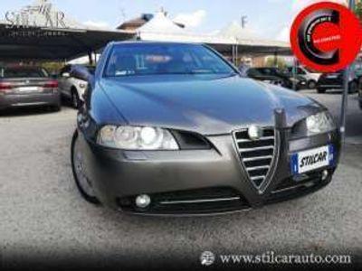 usata Alfa Romeo 166 2.4 JTD M-JET 20V cat Luxury Diesel