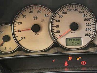 usata Alfa Romeo 166 2.4 m jet full 2003