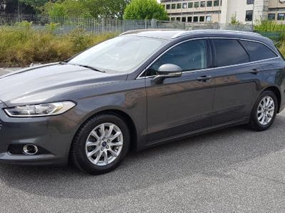 brugt Ford Mondeo 1.5 TDCi 120 CV ECONETIC S6S FULL OPT NAVY TOUCH
