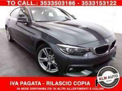 usata BMW 418 Gran Coupé d Msport **F24**PRO.CON.GAR.24 MESI*