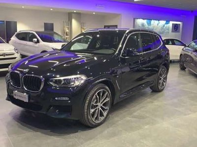 usata BMW X3 M sDrive18d Msport Aut.