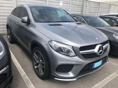 gebraucht Mercedes GLE350 GLE Coupéd 4Matic Coupé Premium Plus