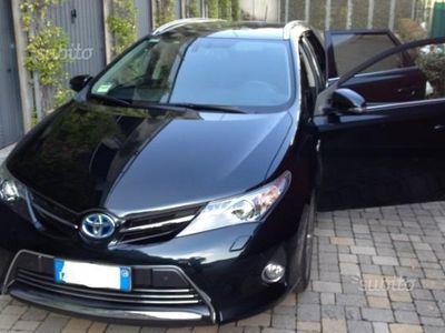 usata Toyota Auris Hybrid Lounge Sport Touring
