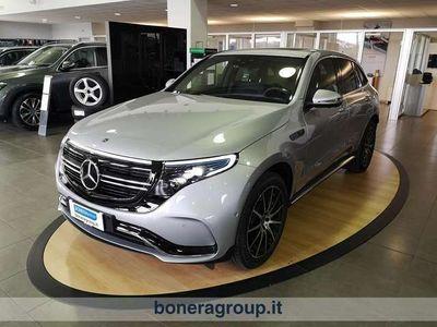 usata Mercedes EQC 400 Premium 4matic