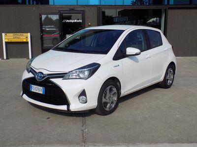 usata Toyota Yaris 1.5 Hybrid 5P Active OK NEOPATENTATI