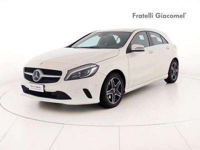 usata Mercedes A220 Classed sport auto my16