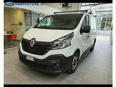 usata Renault Trafic t27 1.6 dci 120cv l1h1 s&s e5b+