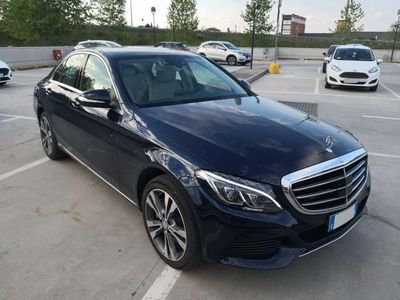 usata Mercedes C300 BlueTEC Hybrid Automatic Exclusive