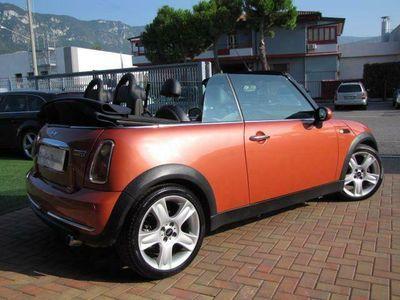 usata Mini Cooper Cabriolet Cabrio 1.6 16V Chili