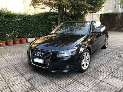 usata Audi A3 Cabriolet 1.8 16V TFSI Ambition