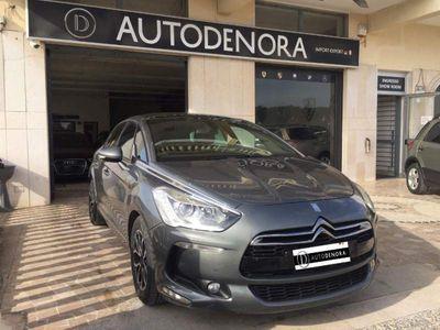 used Citroën DS5 1.6 Dynamique, AUTO, PELLE, NAVI, TETTO