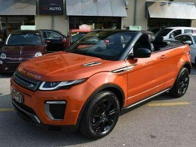usata Land Rover Range Rover evoque CABRIO 2.0 TD4 180 CV HSE Dynamic Convertible