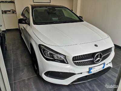 gebraucht Mercedes CLA220 CLA 220 d Automatic Premium Dark Night