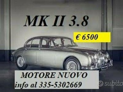 usata Jaguar MK II 3.8 LEGGERE BENE
