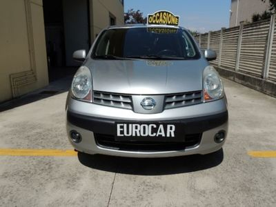 gebraucht Nissan Note 1.6 16V Acenta