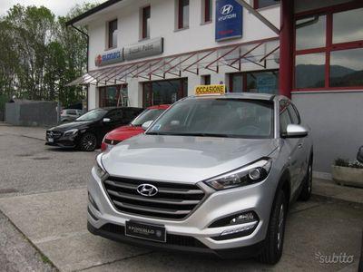 usata Hyundai Tucson 1.7 CRDi 115cv Eu6B - 2016 49.000Km
