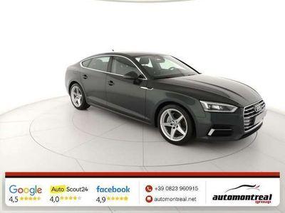 usata Audi A5 SPB 40 TDI S tronic Business Sport