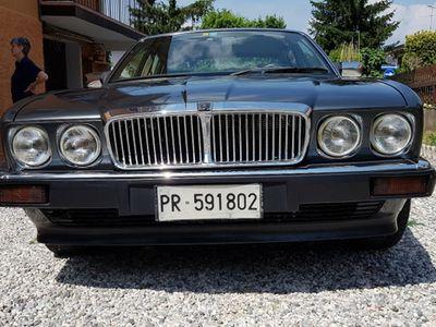 usata Jaguar XJ6 1991 3.2 benzina interni perfetti