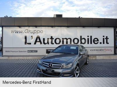 usata Mercedes C220 CDI BlueEFFICIENCY Coupé Avantgarde rif. 7072070