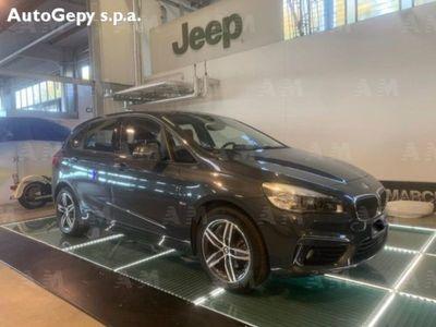 usata BMW 218 Serie 2 Active Tourer d xDrive Sport aut. del 2016 usata a Reggio nell'Emilia