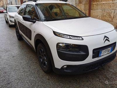 usata Citroën C4 Cactus 1200 benz pure tech 2017 cert