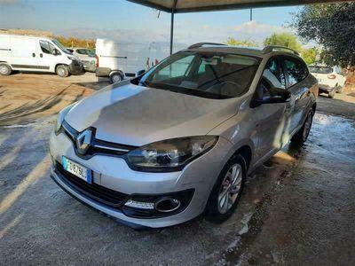 usata Renault Mégane wagon 1.5 dci 81kw eu6 limited automatica