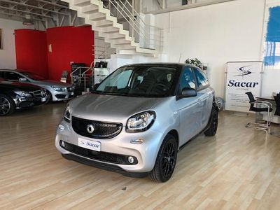 used Smart ForFour 70 1.0 twinamic Nightsilver