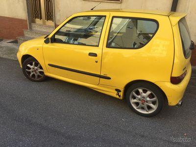 gebraucht Fiat 600 edizione limitata Michael Schumacher