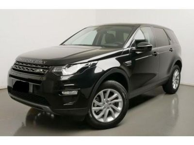 used Land Rover Discovery 2.0 TD4 SE 4X4 AUTOM.(180CV)