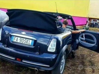 usata Mini Cooper Cabriolet Mini 1.2 One Cabrio