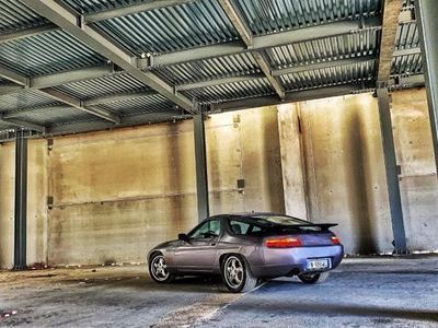 usata Porsche 928 S4 manuale