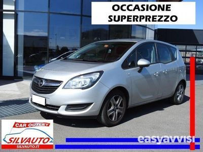 brugt Opel Meriva 1.4 turbo 120cv gpl tech cosmo benzina/gpl