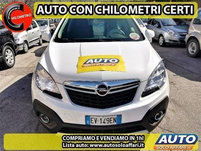 gebraucht Opel Mokka 1.4 TB 140CV NAVIGATORE RETROCAMERA