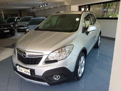 gebraucht Opel Mokka 1.7 CDTI 130CV EGO ITALIANA UNICO PROPRIETARIO
