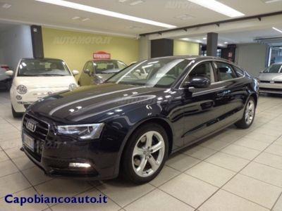brugt Audi A5 Sportback 2.0 TDI 177 CV multitronic Advanced usato