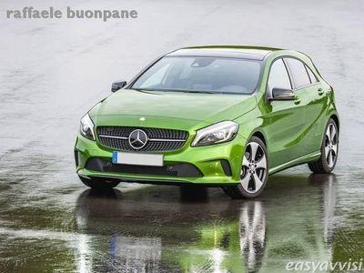 usata Mercedes A160 CLASSE Ad Automatic Business
