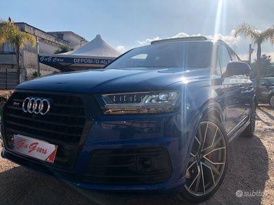 usata Audi SQ7 4.0 TD4 Tetto Matrix 7posti
