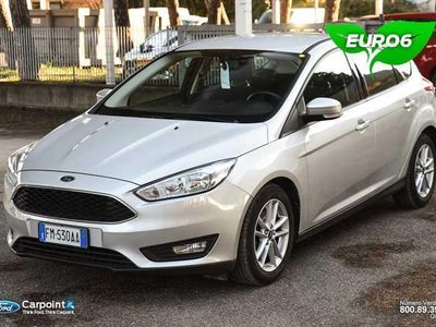 usado Ford Focus 1.5 TDCi 120 CV Start&Stop Business