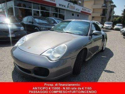 usata Porsche 911 Turbo 9963.6L 24v AWD Coupè - Import - DA VETRINA