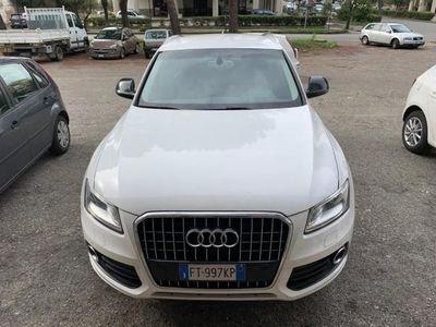 usata Audi Q5 2.0 TDI 190 CV clean diesel quattro S