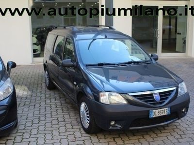 usata Dacia Logan Station Wagon MCV 1.5 dCi 70CV 5 posti Ambiance usato