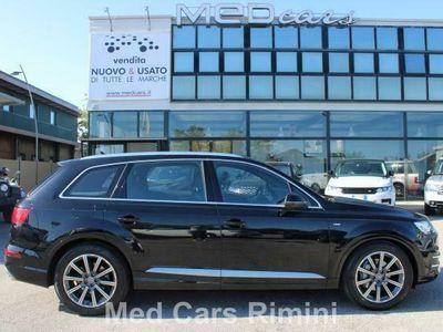 usata Audi Q7 3.0 TDI Quattro S-Line Int - Est / GANCIO TRAINO !