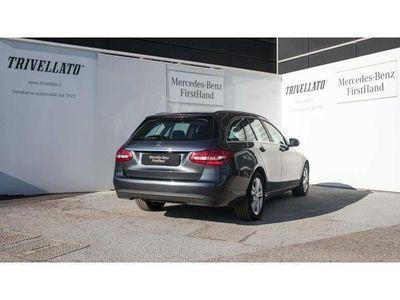 usata Mercedes C200 d SW Automatic Business