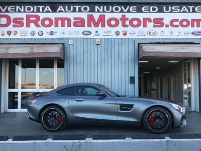 usata Mercedes AMG GT S COUPE 8 PERFORMANCE PACK TETTO 20 CARBONIO RACE