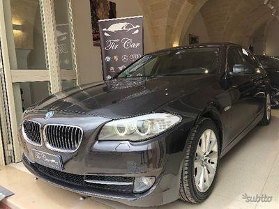 używany BMW 520 d futura navi pelle cam led park 2012