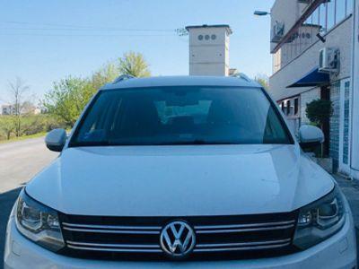 brugt VW Tiguan 2.0 TDI 150 cv 4Motion Sport&Style