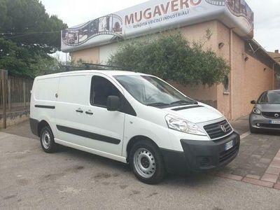 begagnad Fiat Scudo 2.0 MJT/130 PASSO LUNGO