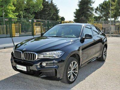 usata BMW X6 xDrive40d M Sport